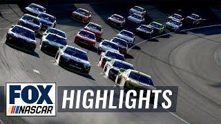 Playoffs Race #1 - Las Vegas | NASCAR on FOX HIGHLIGHTS