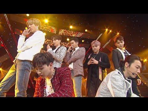 SUPER JUNIOR(슈퍼주니어) - One More Time @인기가요 Inkigayo 20181014