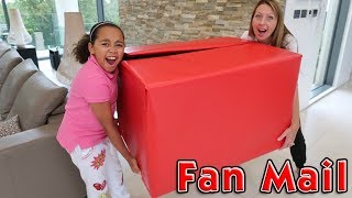 Giant Surprise Toy Box! Presents From My Fans - Shopkins - Candy - Surprise Eggs Kids Toys