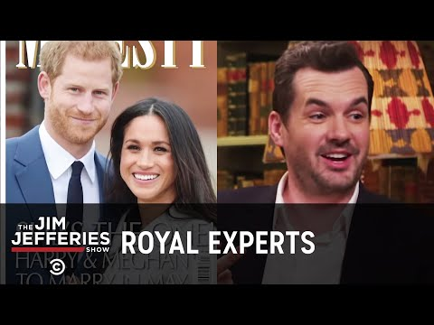 What's Wrong with the British Monarchy? - The Jim Jefferies Show - Uncensored