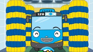 TAYO Game - Little Bus Tayo's Garage - Best game for Kids