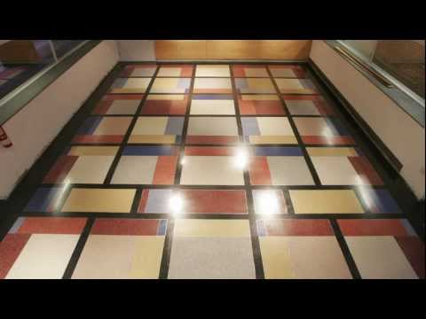 Terrazzo Overview - NC State College of Design in Raleigh, NC
