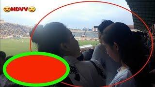 Nữ cổ động viên Nam Định vs Hà Nội 2-0 cổ động viên bóng đá cuồng nhiệt nhất vleage