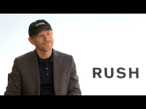 'Rush' Ron Howard Interview