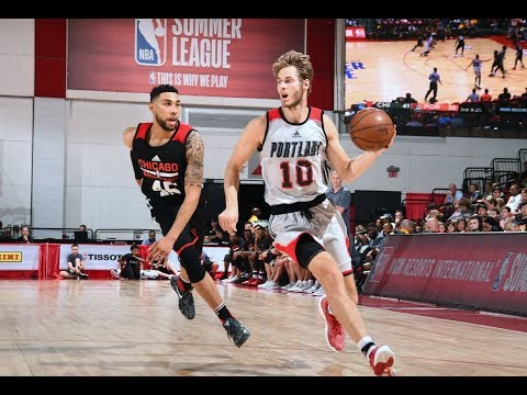 Portland Trail Blazers vs Chicago Bulls
