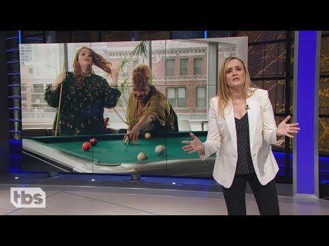 Thicc not Sick   February 13, 2019 Act 2   Full Frontal on TBS