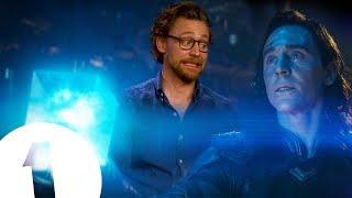 """It was... bonkers."" Tom Hiddleston on life as Loki."