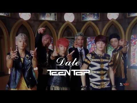 TEEN TOP(틴탑)_Date(데이트) MV