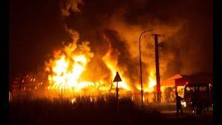 Cháy rụi cả xưởng gỗ chỉ vì 'Thắp Nhang Thờ Cúng' ngày tết | Phóng Sự Điều Tra - Cảnh Báo