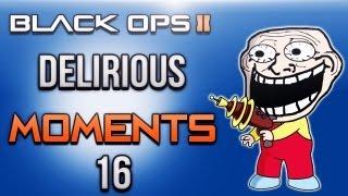 Black Ops 2 Delirious Moments ep.16 (Random Hilarious Clips)