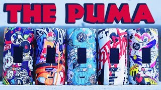 ONLY $40.00 For A Dual 18650 Mod! The PUMA By Vapor Storm!