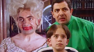 Bean Makeover   Funny Clips   Mr Bean Official