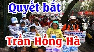 Biến căng: Dân oan Bình Định bao vây Bộ TN-MT, quyết bắt bằng được Trần Hồng Hà để xử lý