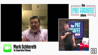 Mark Schlereth on The Pat McAfee Show 2.0