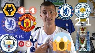 Premier League Predictions WEEK 2 || Manchester City vs Tottenham || CHELSEA vs LEICESTER