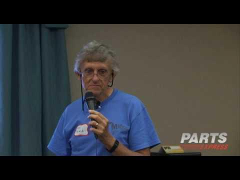 Don Keele's Keynote Speech on CBT Line Array Speakers - Part 2