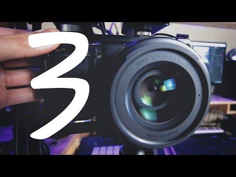 카메라 조작의 3요소