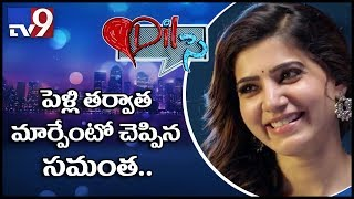 Samantha in 'Dil Se'- TV9 Exclusive..
