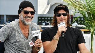 Norman Reedus Says 'The Walking Dead' Is Sentimental Storytelling With Female Showrunner