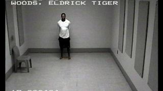 Video of Tiger Woods inside Jail After Arrest