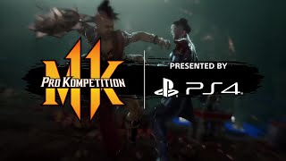 Mortal Kombat 11 Pro Kompetition: Season 2 announced