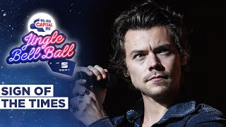 Harry Styles - Sign Of The Times (Live at Capital's Jingle Bell Ball 2019) | Capital