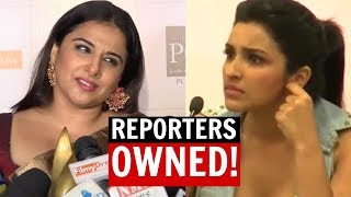 5 Times Indian Celebrities Brutally Shut Down Rude Media Reporters
