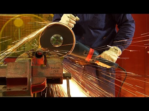 Angle Grinder Safety Training Video - Safetycare free preview