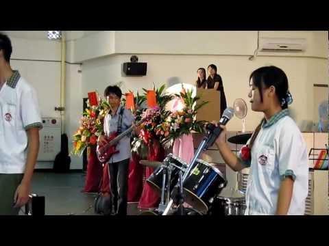 和順國中第11屆畢典畢業生樂團表演-勢在必行