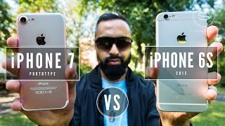 iPhone 7 vs 6s Preview