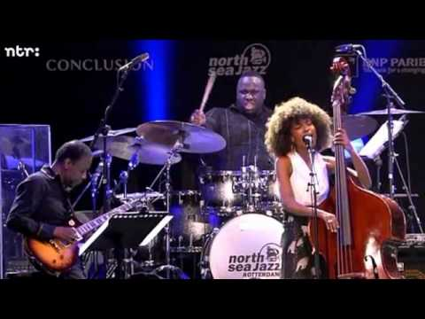 Hold On Me & I Can't Help It (Michael Jackson cover) Esperanza Spalding live 2012