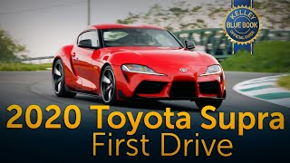 2020 Toyota Supra - First Drive