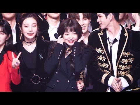 171231 슬기 Seulgi 레드벨벳 Red Velvet 새해 카운트다운 @MBC 가요대제전 4K 60P 직캠 by DaftTaengk