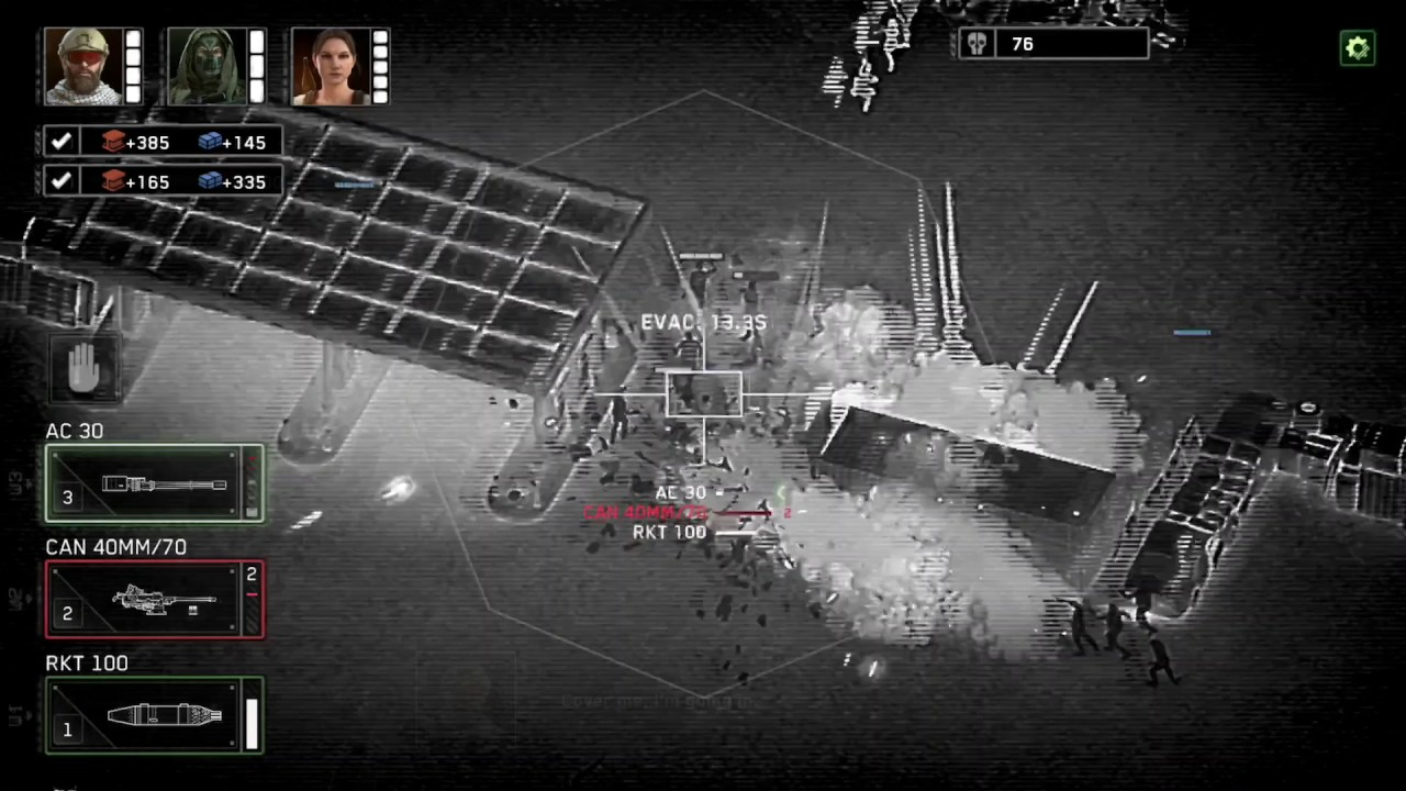 Play Zombie Gunship Survival on PC 2