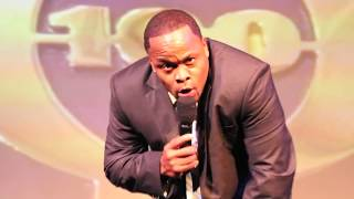 Steve Brown and the Ques Step at His MLK Comedy Show