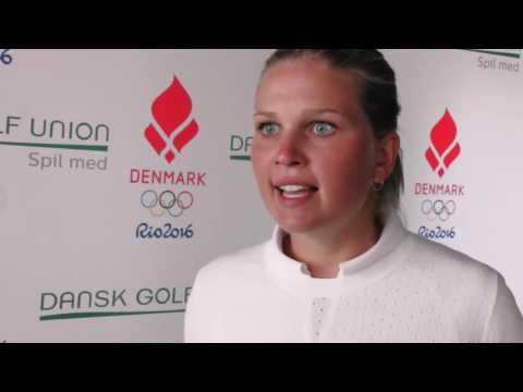ALBUS GOLF (video 22) Dansk Golf Union event on June 2016