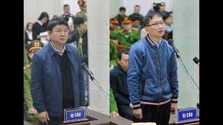 VTC14 | Ngày mai, 22/01/2018, tuyên án ông Đinh La Thăng và đồng phạm