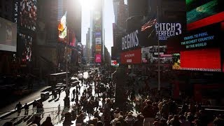 Bomb Blast at New York's Main Bus Terminal..