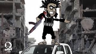 معركة بين عراق و داعش بقيادة بو نعال     -