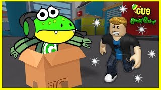 Roblox Hide N Seek Extreme YOU CAN'T FIND ME Let's Play with Gus