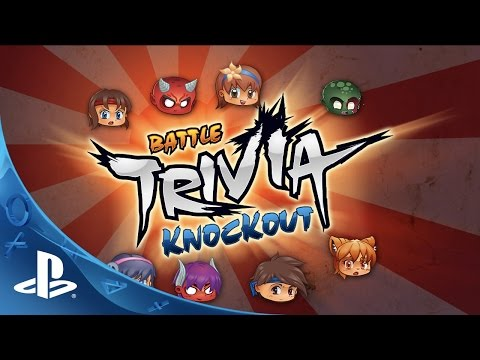 Battle Trivia Knockout Trailer