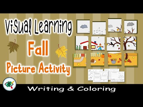 video Fall Season picture activity
