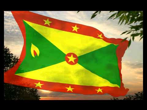 The Royal and National Anthem of Grenada
