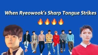 [ENG SUB] SUPER JUNIOR (슈퍼 주니어) Maknae on Top Ryeowook (려욱) Witty Moments II