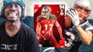 WOW CAMPUS HERO MIKE EVANS! Madden 16 Draft Champions Gameplay - QJB vs KSpade