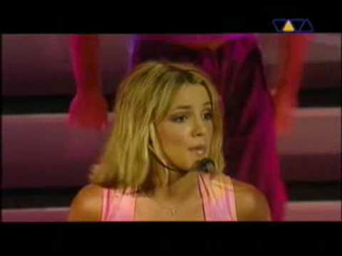Britney Spears - Crazy Paris 1999(live)