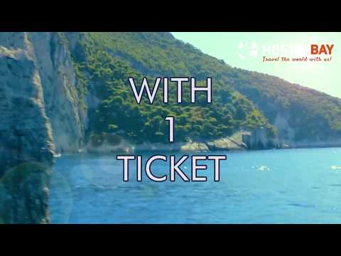Visit Up To 7 Greek Islands Pay for 1 Round-Trip