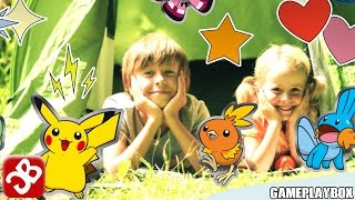 Camp Pokémon (By THE POKEMON COMPANY INTERNATIONAL) - iPhone/iPad/iPod Touch - Gameplay Video