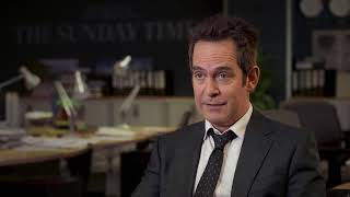 A Private War Interview with Tom Hollander