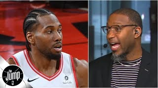Tracy McGrady tells Kawhi Leonard to stay with the Raptors | The Jump